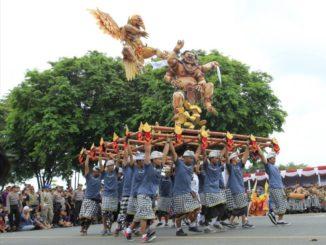 Ogoh Ogoh Dan Kreatifitas Anak Muda Bali