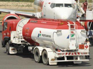 Avtur Pertamina untuk pesawat