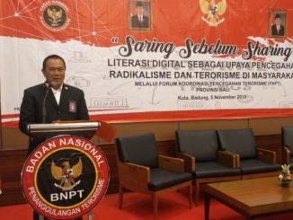 Cegah Berita HOAX, BNPT Imbau Saring Sebelum Sharing